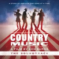 COUNTRY MUSIC: A FILM BY KEN BURNS / SOUNDTRACK VINYL