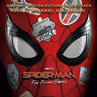 SPIDER -MAN: FAR FROM HOME / SOUNDTRACK CD