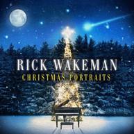 RICK WAKEMAN - CHRISTMAS PORTRAITS VINYL