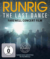 RUNRIG - LAST DANCE: FAREWELL CONCERT FILM BLURAY