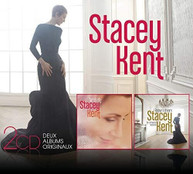 STACEY KENT - STACEY KENT TENDERLY / I KNOW I DREAM CD