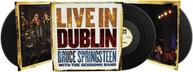 BRUCE SPRINGSTEEN - LIVE IN DUBLIN VINYL
