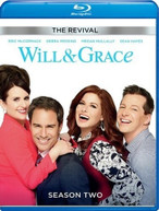 WILL & GRACE (THE) (REVIVAL): SEASON TWO BLURAY