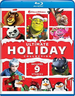DREAMWORKS ULTIMATE HOLIDAY COLLECTION BLURAY