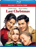 LAST CHRISTMAS BLURAY