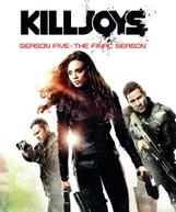 KILLJOYS: SEASON FIVE BLURAY