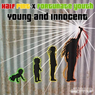 HALF PINT /  FORTUNATE YOUTH - YOUNG AND INNOCENT VINYL