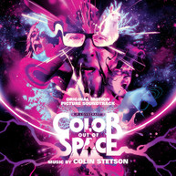 COLIN STETSON - COLOR OUT OF SPACE - SOUNDTRACK CD