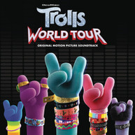 TROLLS: WORLD TOUR / SOUNDTRACK VINYL