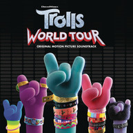 TROLLS: WORLD TOUR / SOUNDTRACK CD