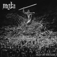 MGLA - AGE OF EXCUSE VINYL