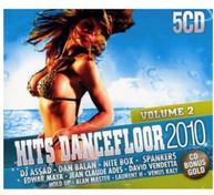 HITS DANCEFLOOR 2010 - VOL. 2-HITS DANCEFLOOR 2010 CD