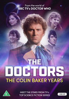 DOCTORS: THE COLIN BAKER YEARS DVD