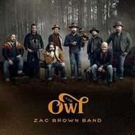 ZAC BROWN - OWL VINYL