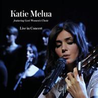 KATIE MELUA - LIVE IN CONCERT CD