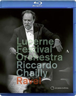 CHAILLY CONDUCTS RAVEL BLURAY