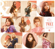 TWICE - & TWICE (VERSION) (A) CD