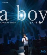 BOY -3RD LIVE TOUR BLURAY