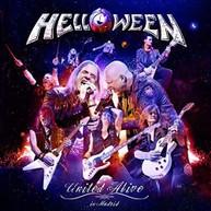 HELLOWEEN - UNITED ALIVE IN MADRID CD