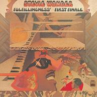 STEVIE WONDER - FULFILLINGNESS' FIRST FINALE CD