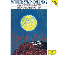 MAHLER / LEONARD  BERNSTEIN - MAHLER: SYMPHONY 7 CD