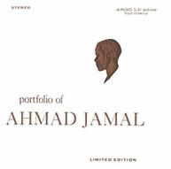 AHMAD JAMAL - PORTFOLIO OF AHAMAD JAMAL CD