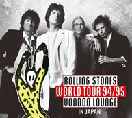 ROLLING STONES - VOODOO LOUNGE TOKYO (LIVE) (AT) (TOKYO) (DOME) - BLURAY