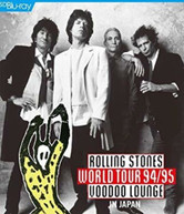 ROLLING STONES - VOODOO LOUNGE TOKYO (LIVE) (AT) (TOKYO) (DOME) BLURAY