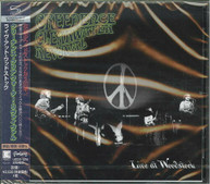 CCR ( CREEDENCE) (CLEARWATER) (REVIVAL - LIVE AT WOODSTOCK CD