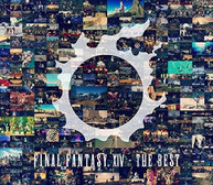 GAME MUSIC - FINAL FANTASY XIV: SOUNDTRACK BEST ALBUM BLURAY