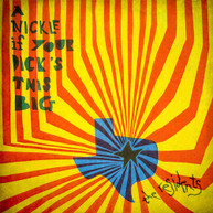 RESIDENTS - NICKLE IF YOUR DICK'S THIS BIG (1971-1972) CD