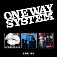 ONE WAY SYSTEM - 1981-1984 CD