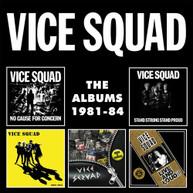 VICE SQUAD - ALBUMS 1981-1984 CD