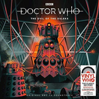 DOCTOR WHO - EVIL OF THE DALEKS / SOUNDTRACK VINYL