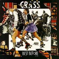CRASS - BEST BEFORE 1984 CD
