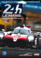 LE MANS 2018 REVIEW BLURAY
