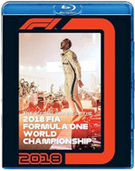 F1 2018 OFFICIAL REVIEW BLURAY