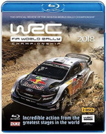 WORLD RALLY CHAMPIONSHIP 2018 REVIEW BLURAY