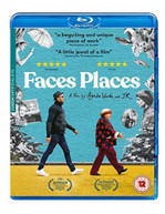 FACES PLACES BLU-RAY [UK] BLURAY