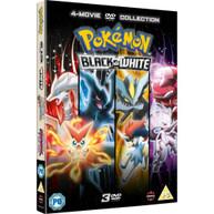 POKEMON MOVIE 14-16 COLLECTION - BLACK & WHITE DVD [UK] DVD