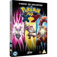 POKEMON MOVIE 17 TO 19 COLLECTION - XY DVD [UK] DVD