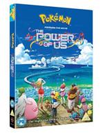 POKEMON THE MOVIE - THE POWER OF US DVD [UK] DVD