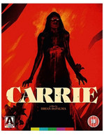 CARRIE BLU-RAY [UK] BLURAY