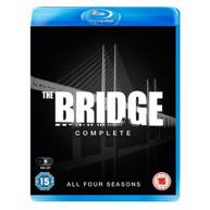 THE BRIDGE SEASON 1 TO 4 BLU-RAY [UK] BLURAY