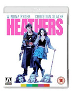 HEATHERS BLU-RAY [UK] BLURAY