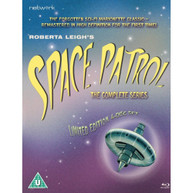 SPACE PATROL - THE COMPLETE SERIES BLU-RAY [UK] BLURAY