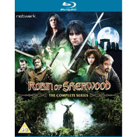 ROBIN OF SHERWOOD - THE COMPLETE SERIES BLU-RAY [UK] BLURAY