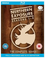 NORTHERN EXPOSURE SEASONS 1 TO 6 COMPLETE COLLECTION BLU-RAY [UK] BLURAY