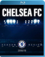 CHELSEA FC SEASON REVIEW 2018/19 BLURAY