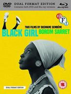 BLACK GIRL / BOROM SARRET DVD + BLU-RAY [UK] BLURAY